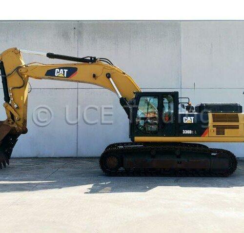 CATERPILLAR 336D2L tracked excavator
