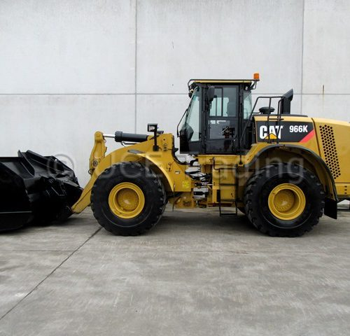 CATERPILLAR 966K wheelloader