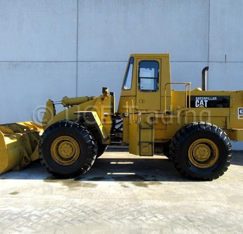 CATERPILLAR 950E wheelloader