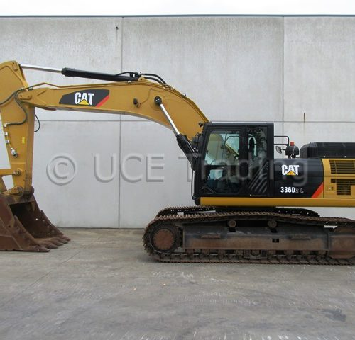 CATERPILLAR 336D2L tracked excavator
