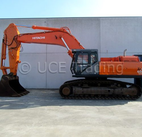 HITACHI ZX650LCH tracked excavator