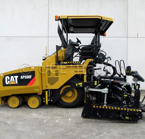 CATERPILLAR AP500F finisseur