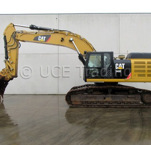 CATERPILLAR 349EL tracked excavator