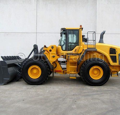 VOLVO L150G wheelloader