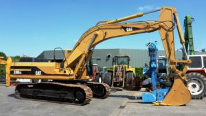 CAT 330BL READY FOR SHIPMENT