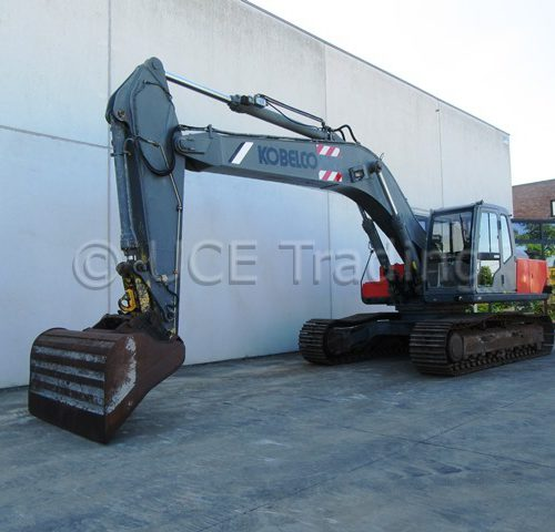KOBELCO SK250NLC-MARK IV tracked excavator