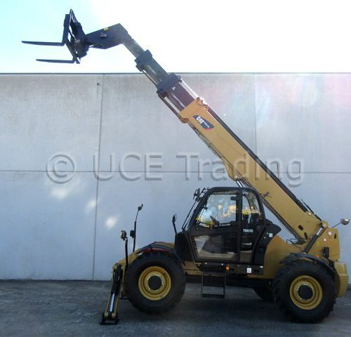 CATERPILLAR TH417C telehandler