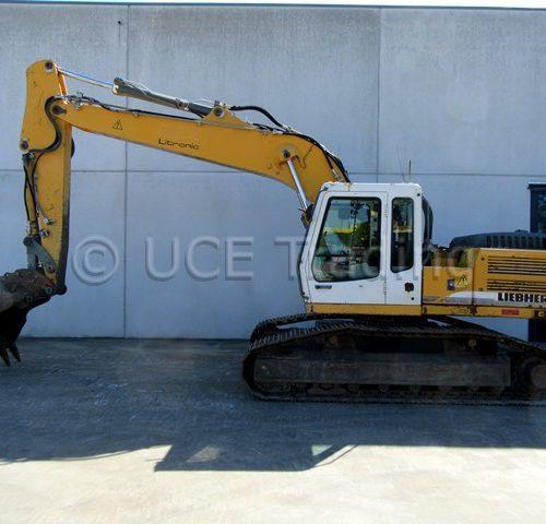 LIEBHERR R914B HDSL tracked excavator