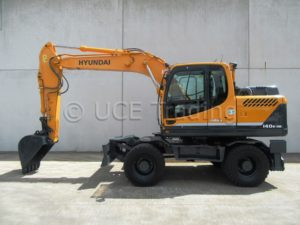 HYUNDAI R140W-9A available for sale