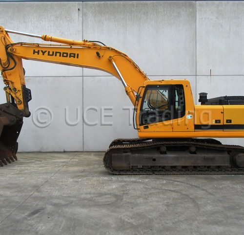 HYUNDAI ROBEX 320NLC-7 Kettenbagger