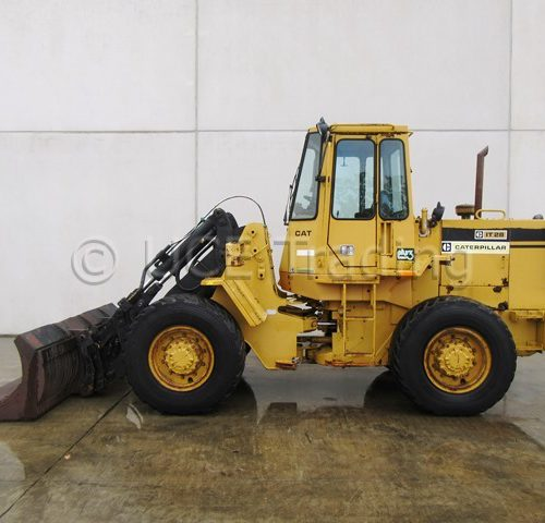 CATERPILLAR IT28 wheelloader