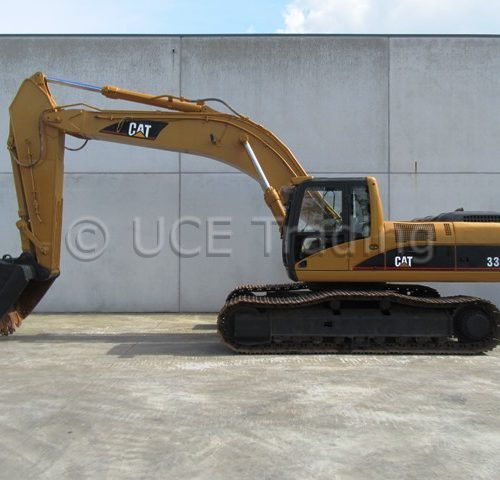 CATERPILLAR 330CL tracked excavator