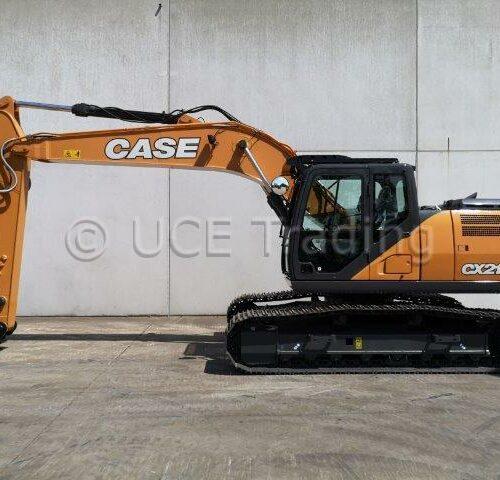 CASE CX210D