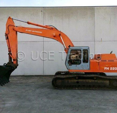 FIAT-HITACHI FH220LC-1